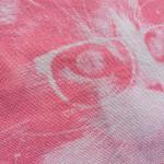 Tuto Inkodye - Le résultat après lavage...détail